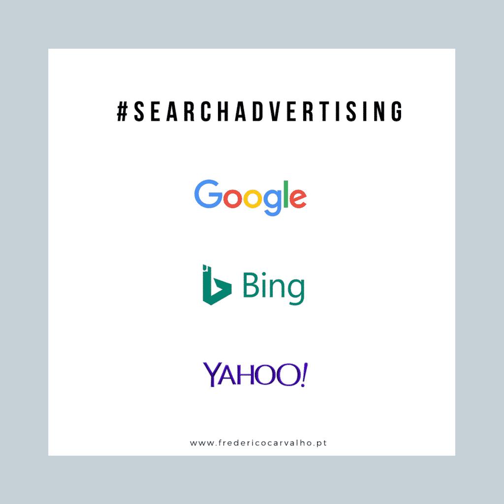 #dicadigital - fredericocarvalho.pt - Identifique e siga as regras de anúncios no Bing, Yahoo! e Google