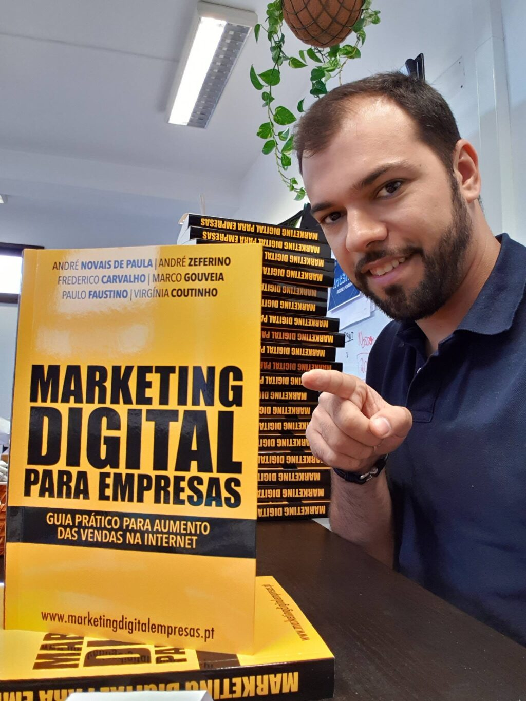 frederico carvalho - livro marketing digital empresas