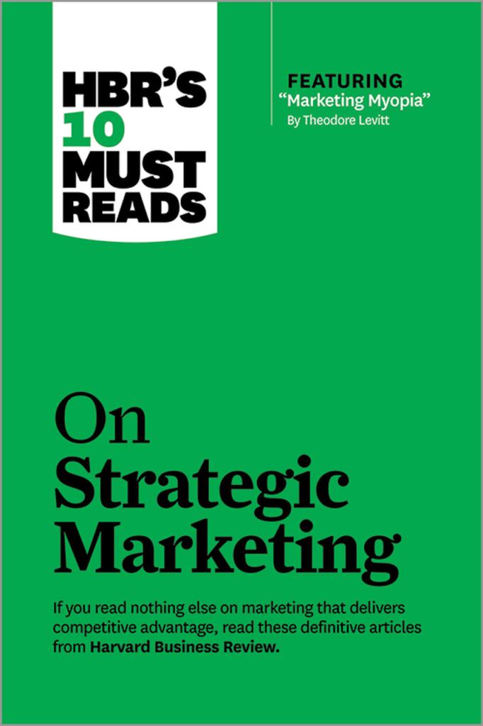 marketing estrategico - livro