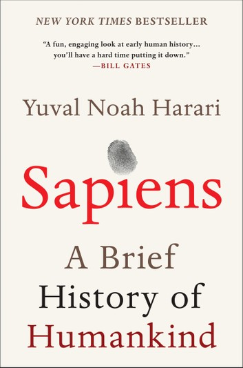 livro sapiens - blog marketing digital