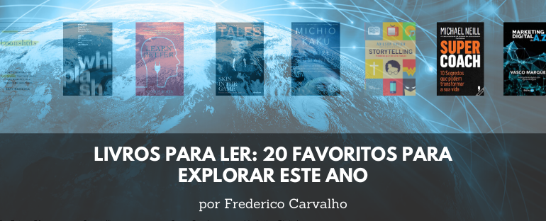 Livros para ler: 20 favoritos para explorar este ano.