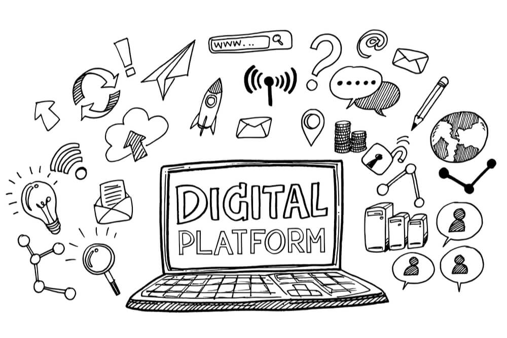Plataformas Digitais na economia - Frederico Carvalho
