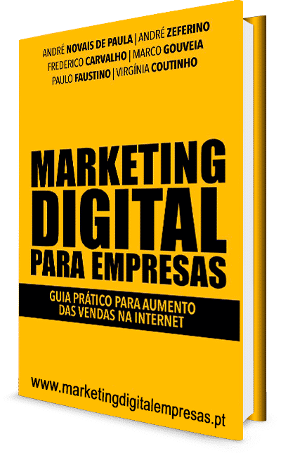 livro marketing digital para empresas, frederico carvalho
